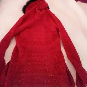 pure Shirts & Tops - Girls size small Hooded sweater
